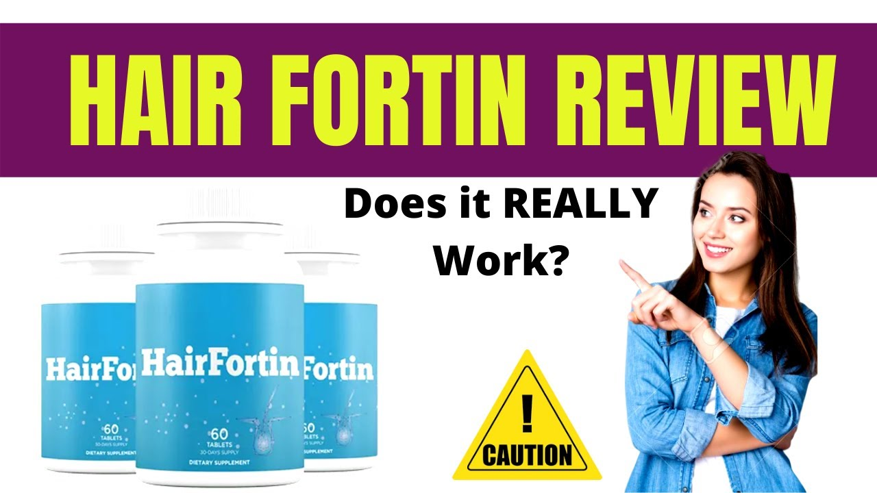 Hairfortin Supplement Review