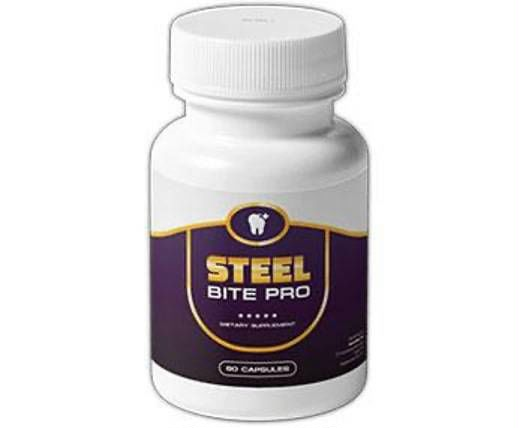 Steel Bite Pro Supplement